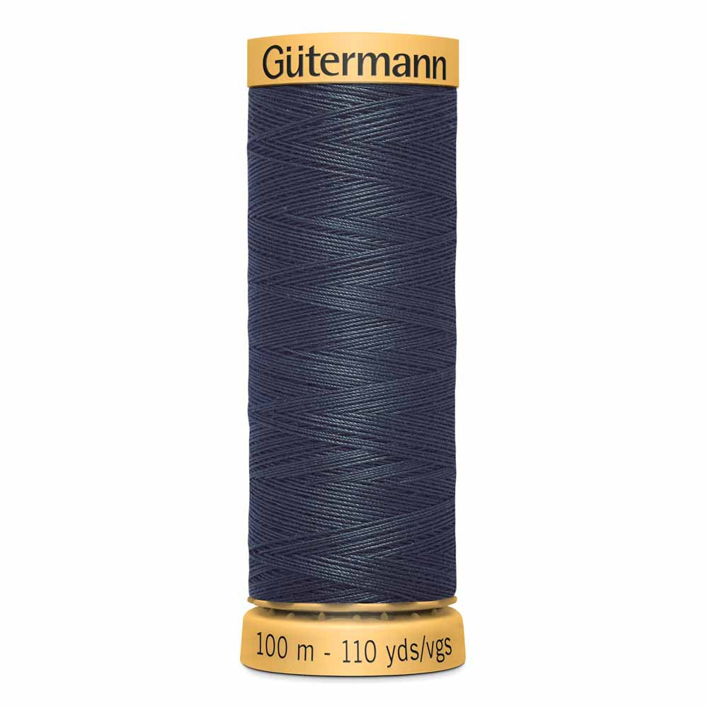Gütermann Cotton Thread - 100m - #6230 Navy