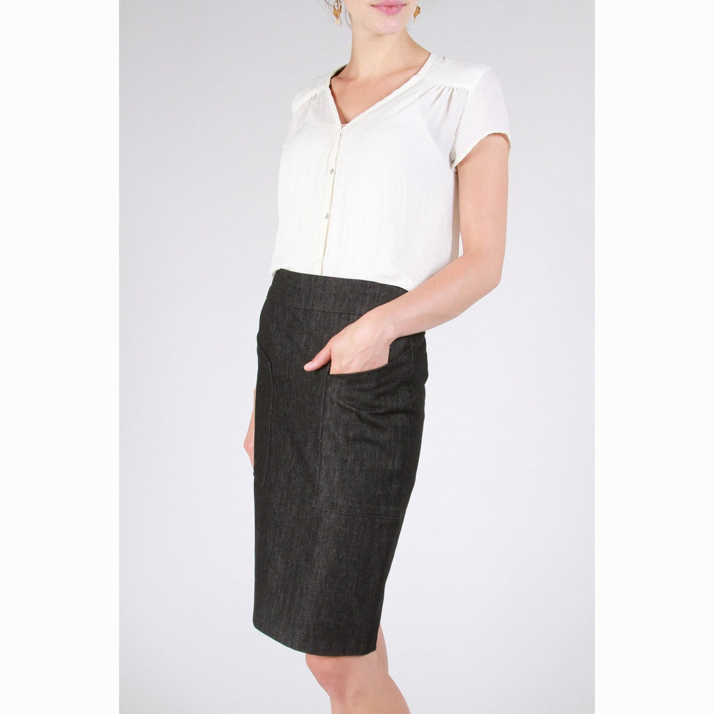 Sew House Seven - Alberta Street Pencil Skirt