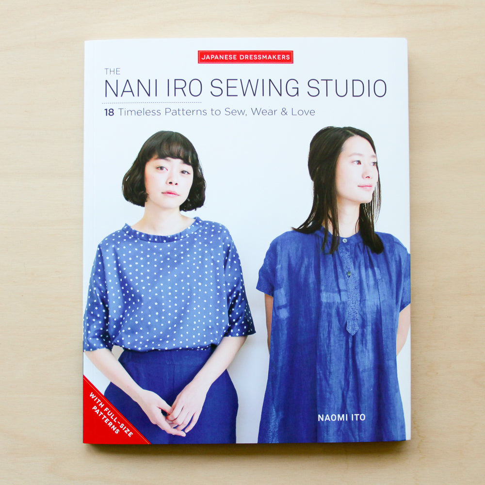 The Nani Iro Sewing Studio by Naomi Ito