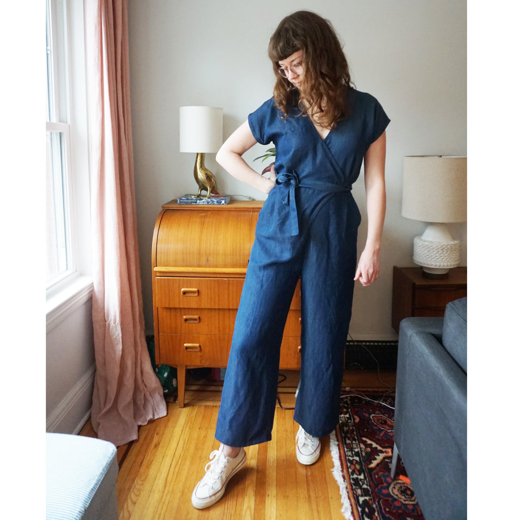 Paper Theory's Zadie Jumpsuit