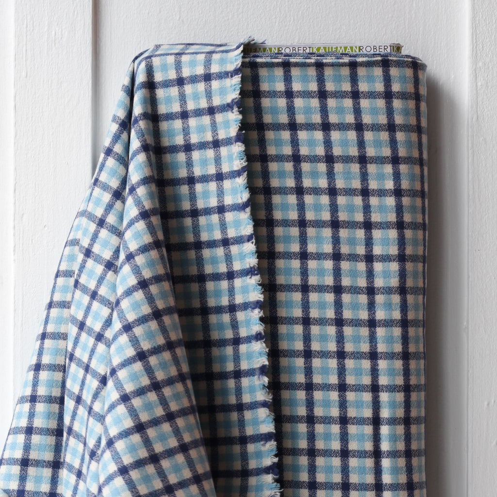 1/2m Mammoth Junior Flannel - Waterfall
