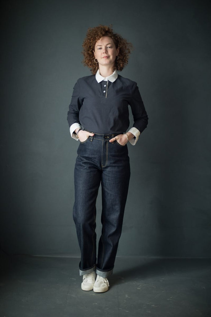 Merchant & Mills - Made In Denim - The Heroine Jean