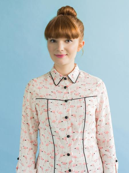 Tilly and the Buttons - Rosa Shirt & Shirtdress
