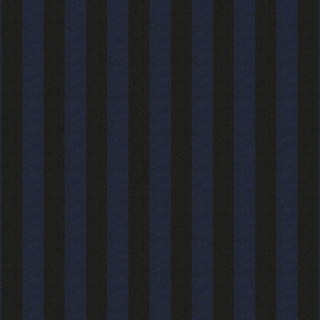 1/2m Kaffe Fassett - Shot Cotton Stripes - Wide Stripe - Ink