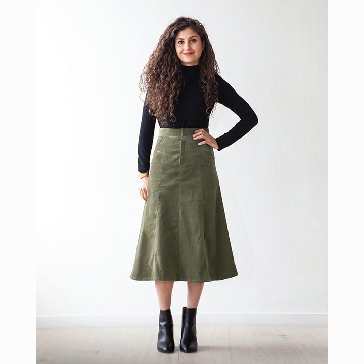 True Bias - Salida Skirt