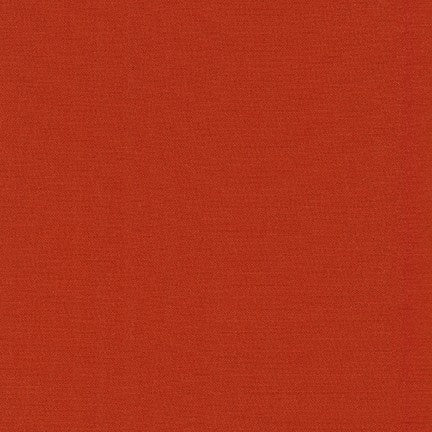 1/2m - Kona Cotton Solids - Paprika