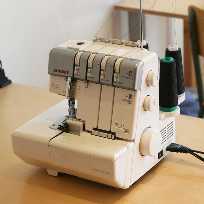 Serger Basics - Part 2