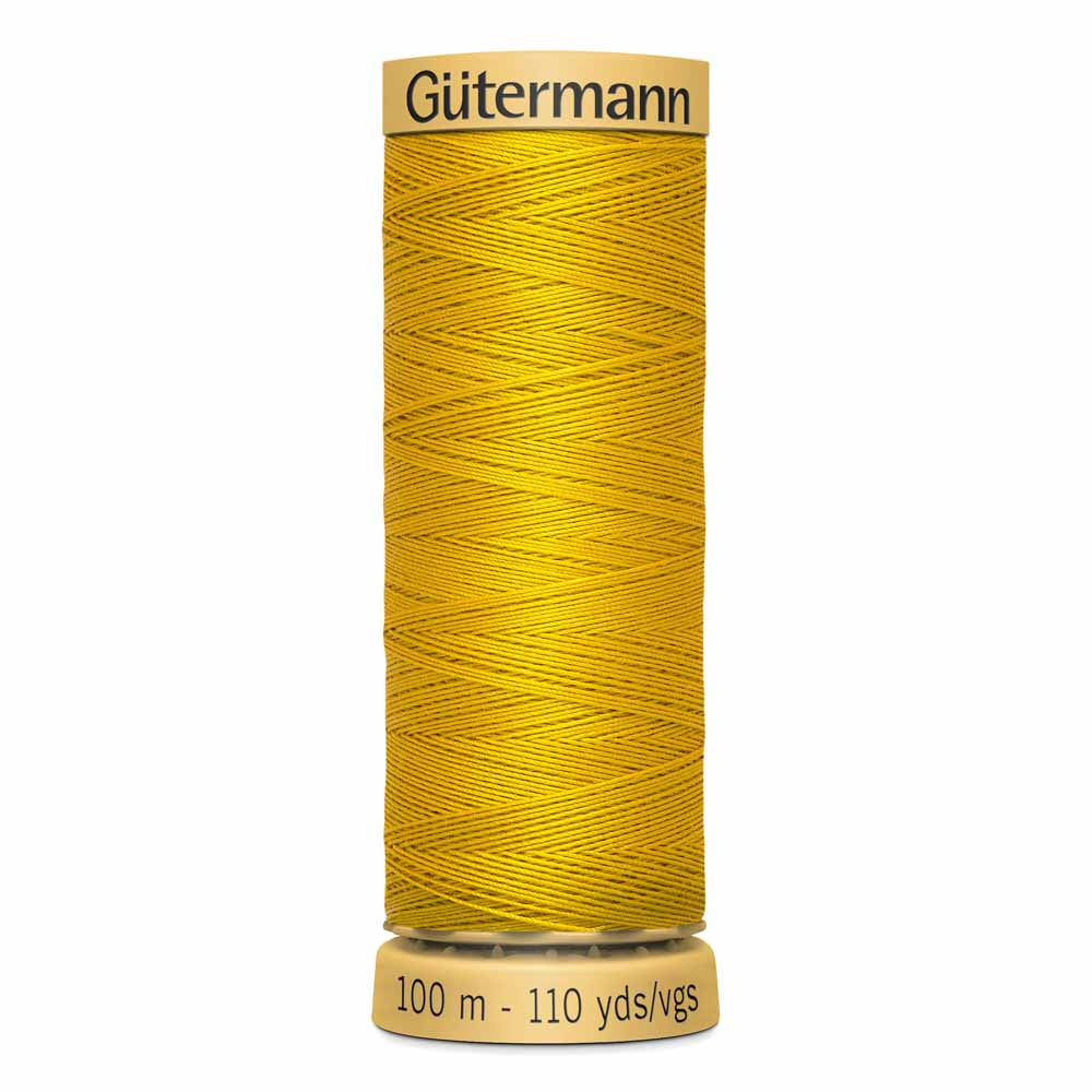 Gütermann Cotton Thread - 100m - #1661 Light Topaz