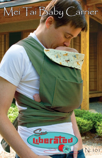 Sew Liberated - Mei Tai Baby Carrier