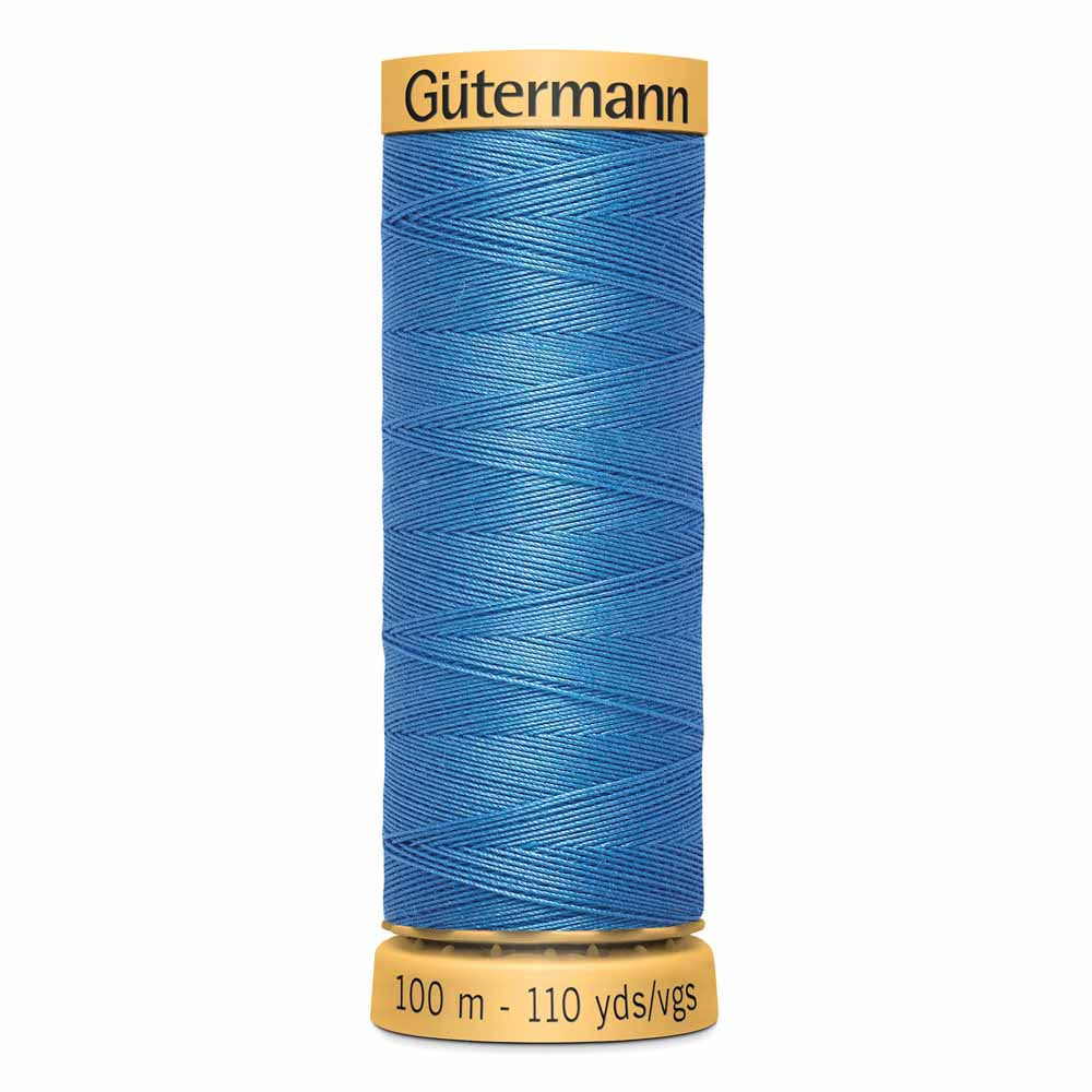 Gütermann Cotton Thread - 100m - #7280 Sky Blue