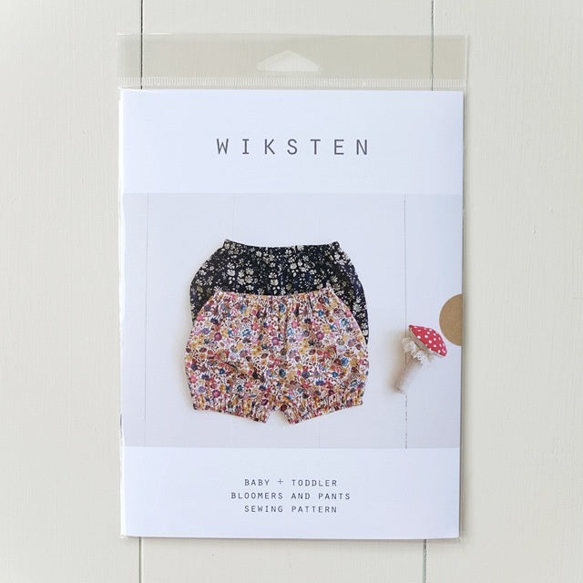 Wiksten Baby + Toddler Bloomers and Pants