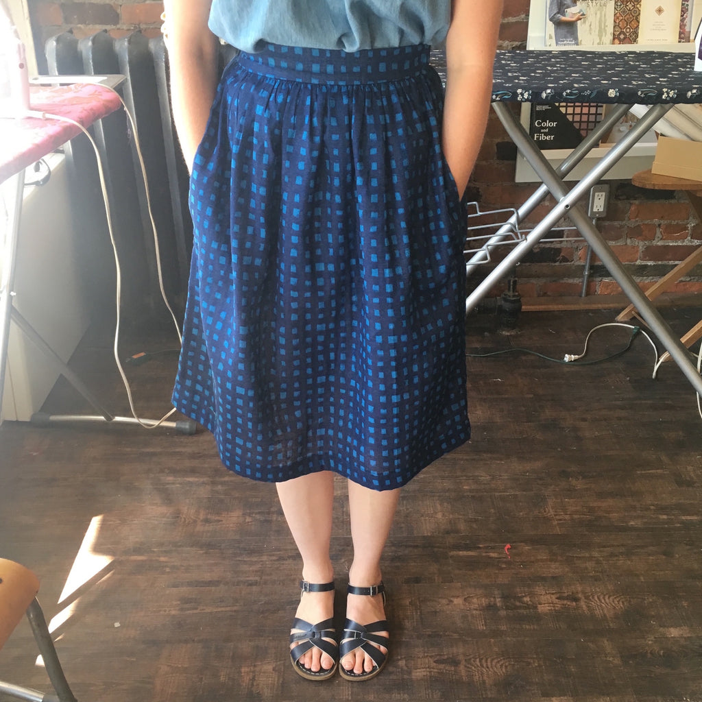 Custom Gathered Skirt