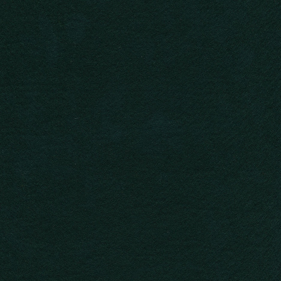 Wool/Rayon Felt - Evergreen