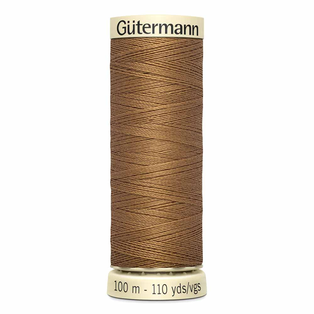 Gütermann Sew-All Thread - 100m -#875 Goldstone