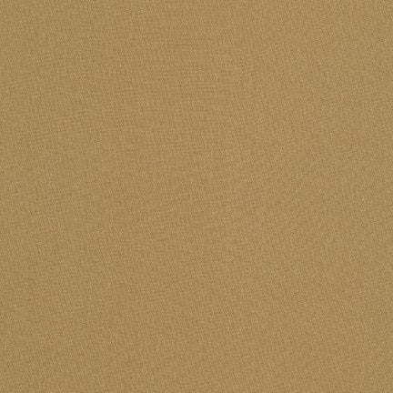 1/2m - Kona Cotton Solids - Biscuit