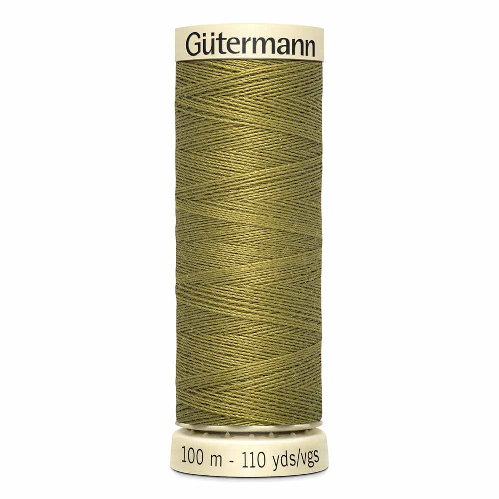 Gütermann Sew-All Thread - 100m -#714 Light Olive