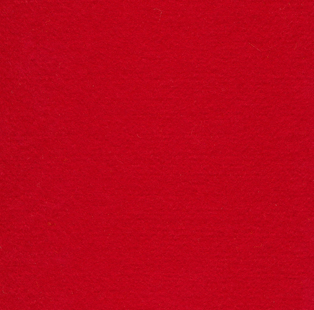 Wool Felt - 8x12 - Dark Red