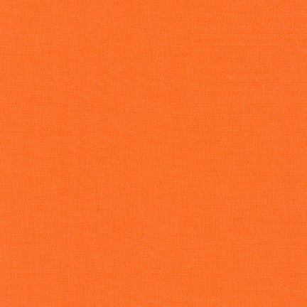 1/2m - Kona Cotton Solids - Carrot