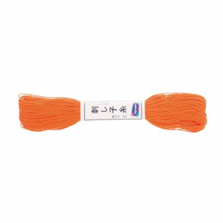 Sashiko Thread - 20m - 22 - Orange