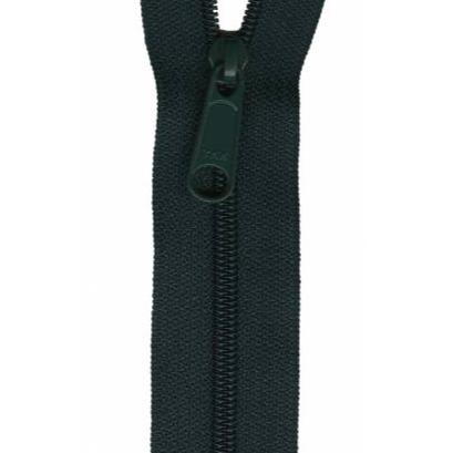 "YKK Ziplon Closed Bottom Zipper - 14"" - Hemlock"