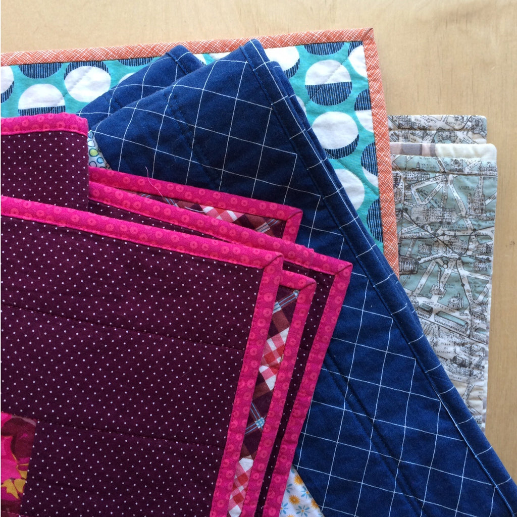 Quilt Bindings Quartet