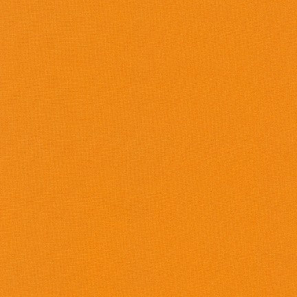1/2m - Kona Cotton Solids - Saffron