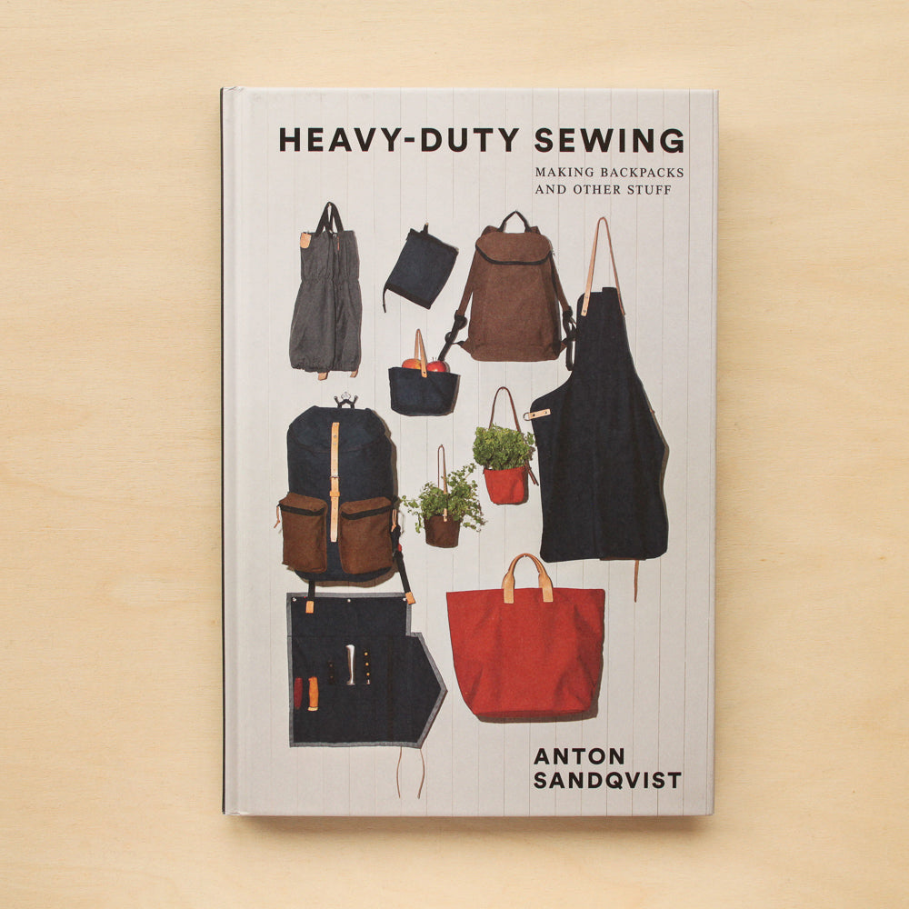 Heavy-Duty Sewing by Anton Sandqvist