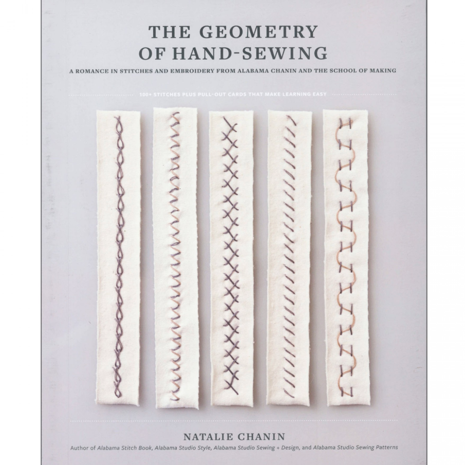 The Geometry of Hand Sewing - A Romance in Stitches and Embroidery
