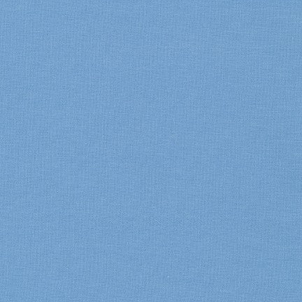 1/2m - Kona Cotton Solids - Candy Blue