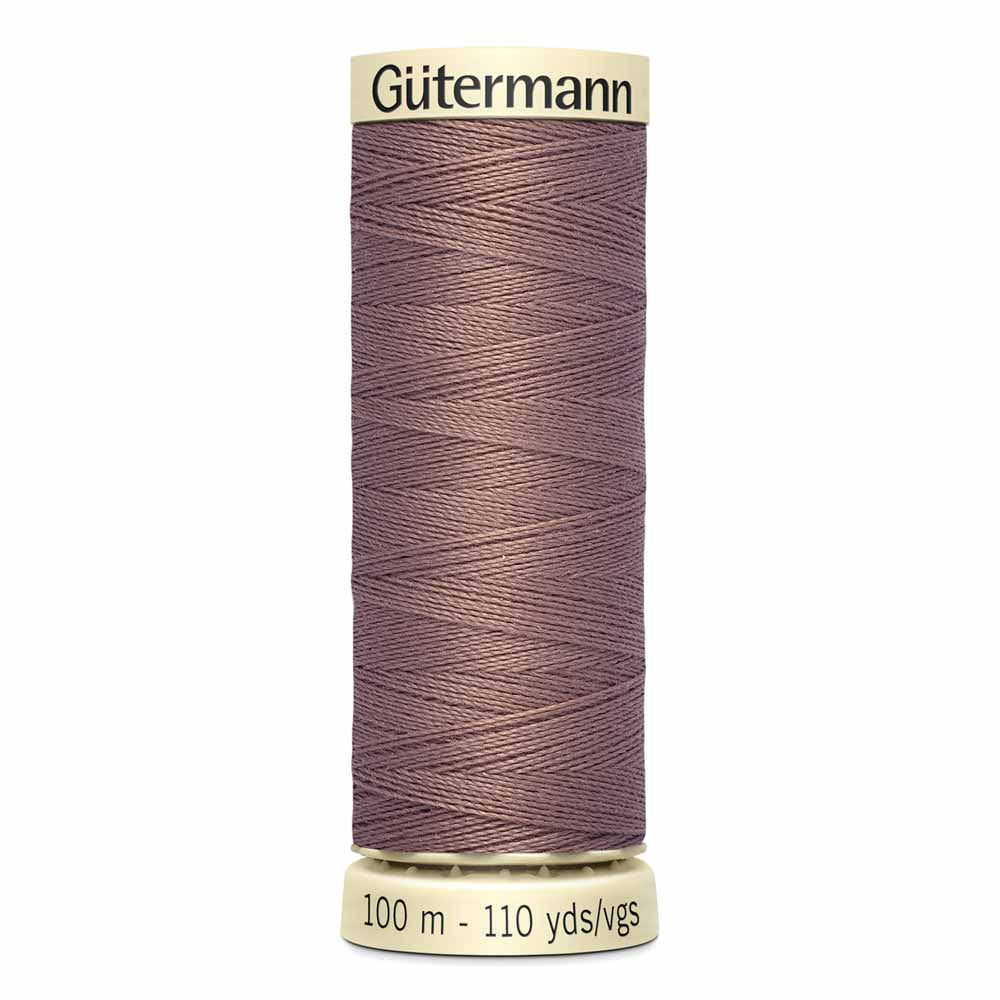 Gütermann Sew-All Thread - 100m - #537 Dark Taupe