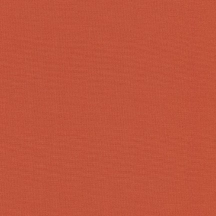 1/2m - Kona Cotton Solids - Sienna
