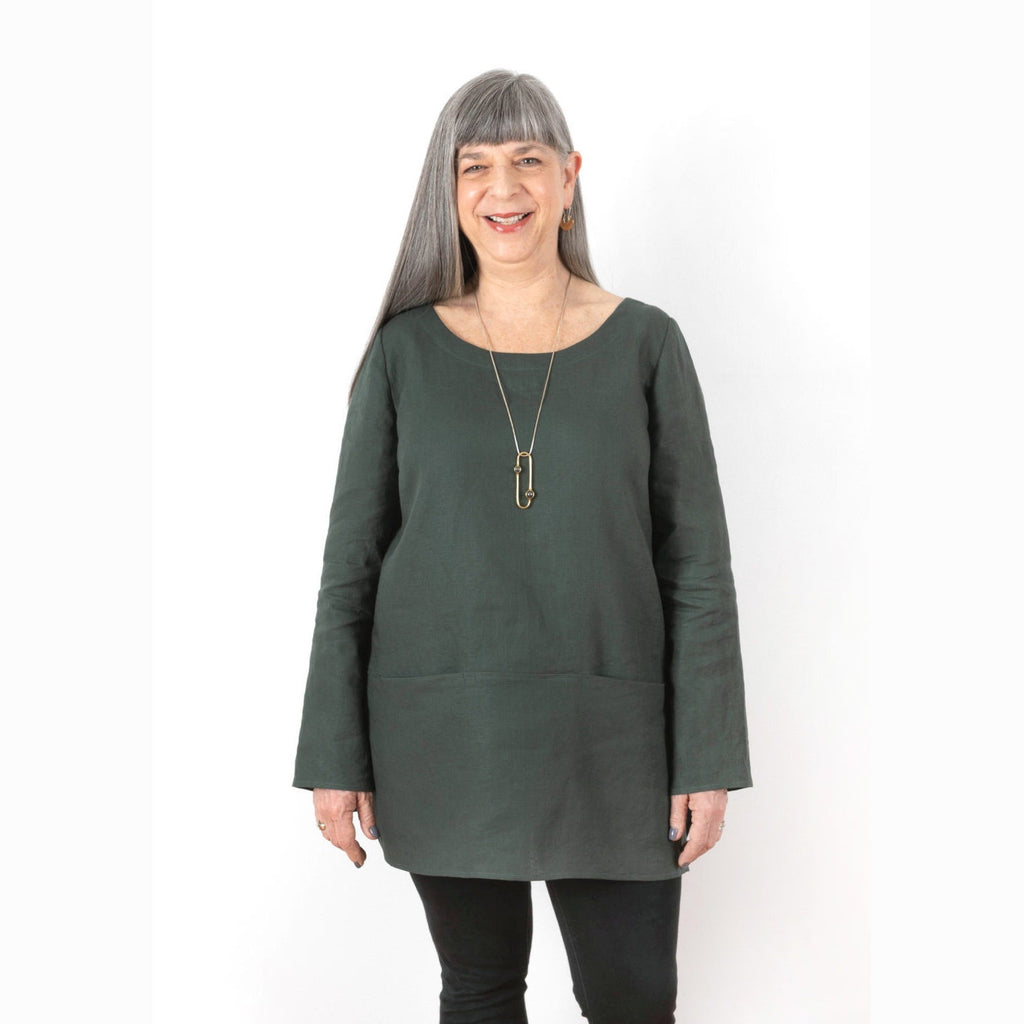 Grainline Studio - Uniform Tunic 0 - 18