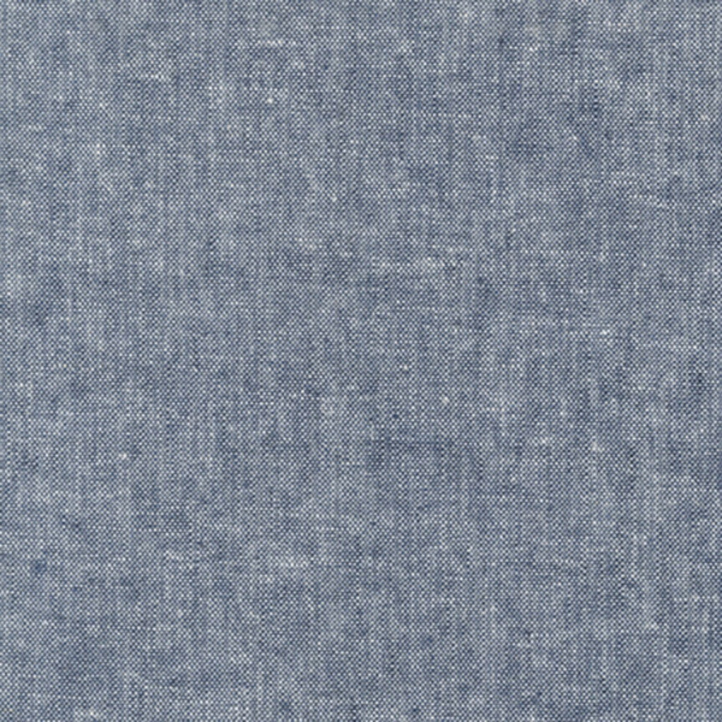 1/2m Robert Kaufman - Essex Yarn Dyed - Indigo