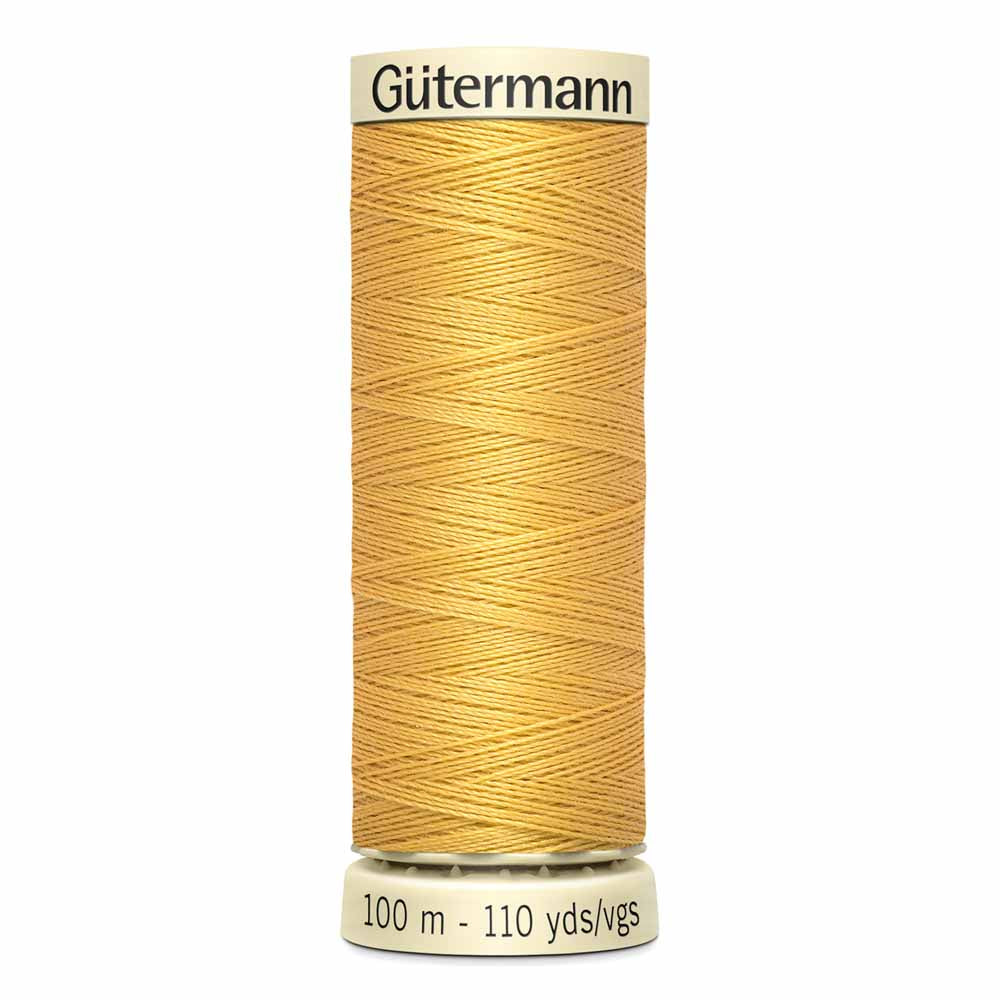 Gütermann Sew-All Thread - 100m -#864 Dark Goldenrod