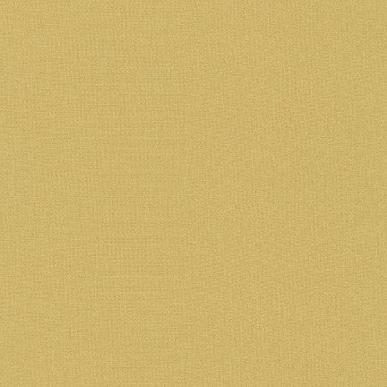 1/2m - Kona Cotton Solids - Honey