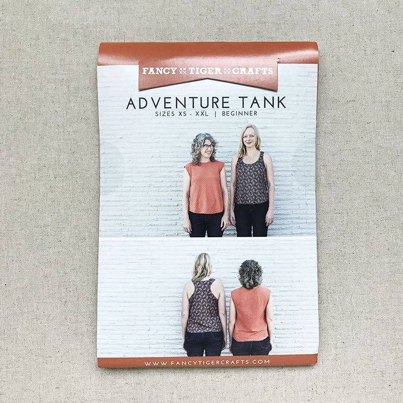 Fancy Tiger Crafts - Adventure Tank