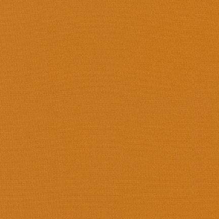 1/2m - Kona Cotton Solids - Gold