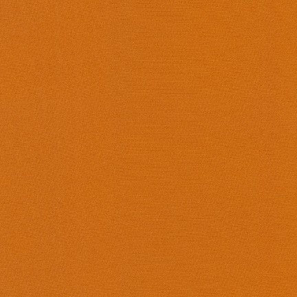 1/2m - Kona Cotton Solids - Cedar