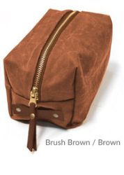 Klum House - Woodland Waxed Canvas Maker Kit - Brush Brown