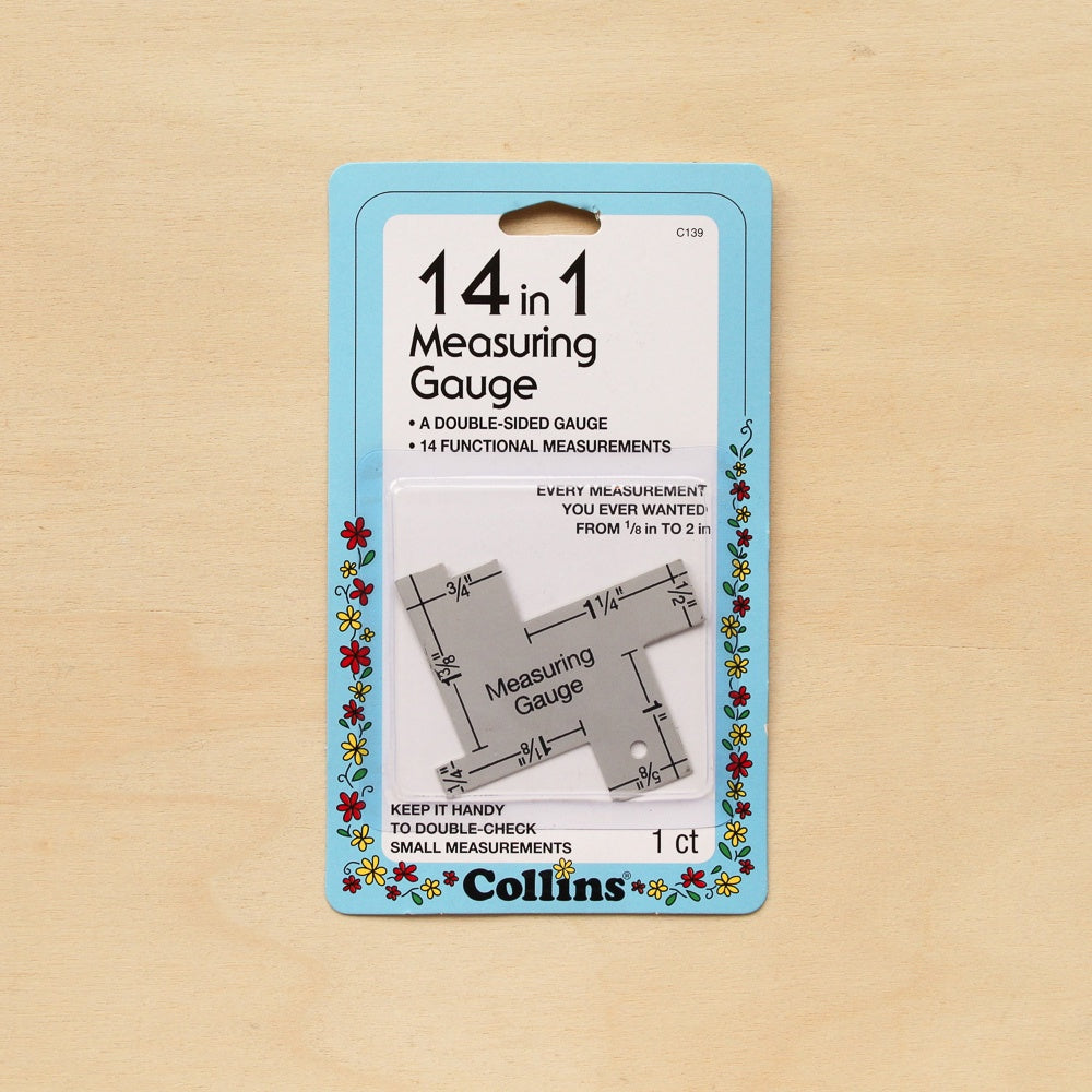 Collins 14 in 1 Measuring Gauge