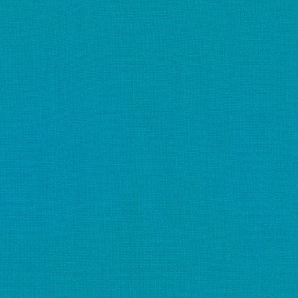 1/2m - Kona Cotton Solids - Cyan