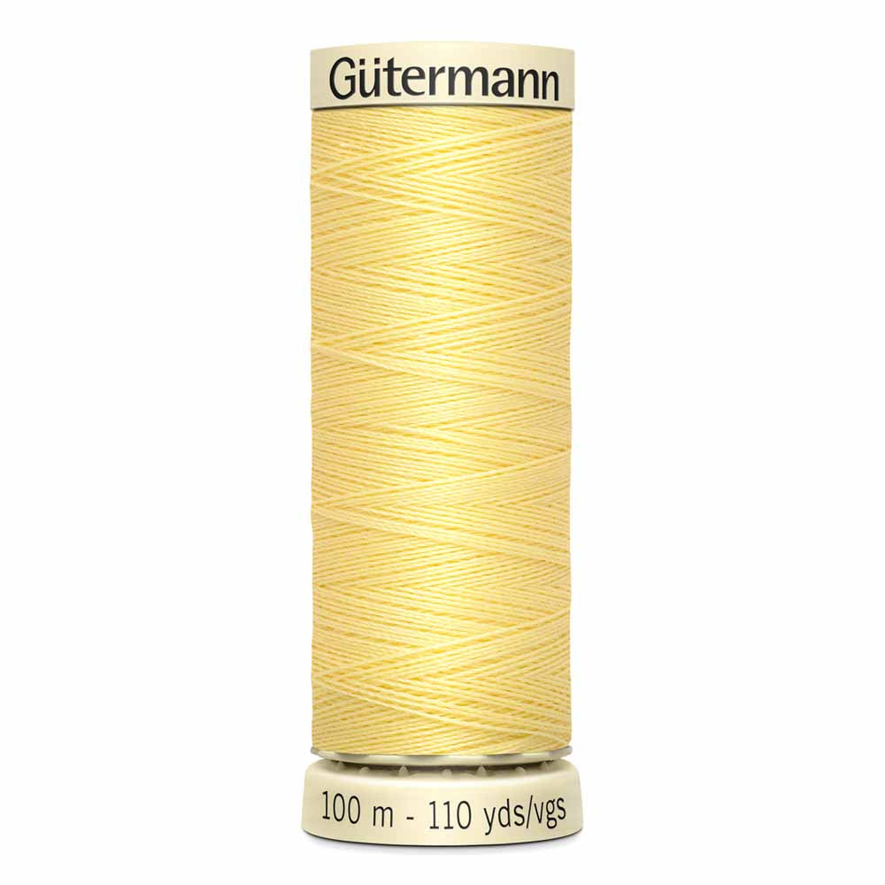 Gütermann Sew-All Thread - 100m -#805 Cream