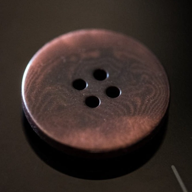 Merchant & Mills - Corozo Button - Espresso - 25mm