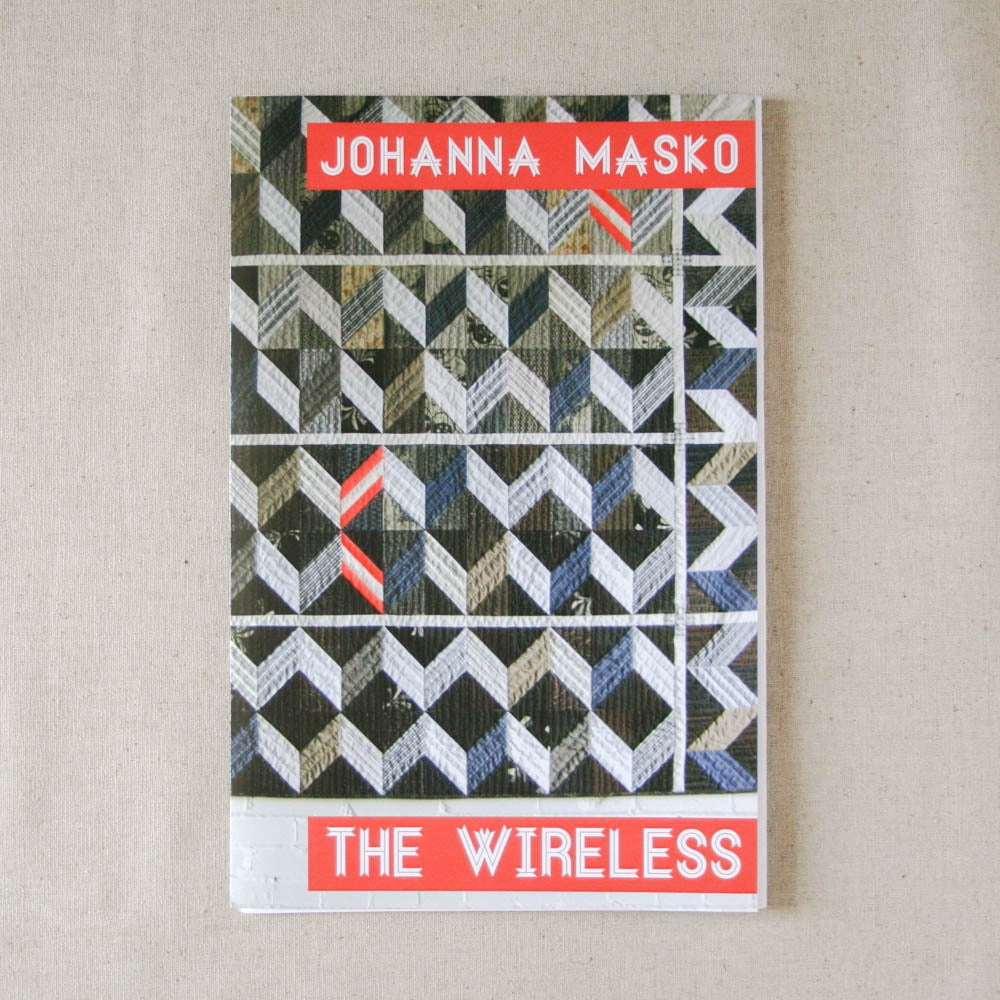 Johanna Masko - The Wireless Quilt Pattern