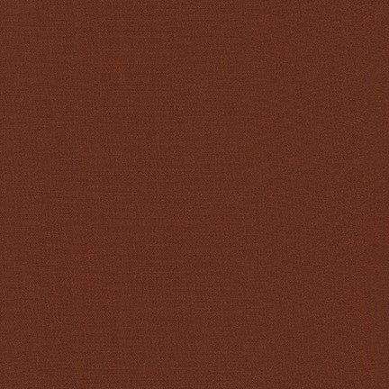 1/2m - Kona Cotton Solids - Brown