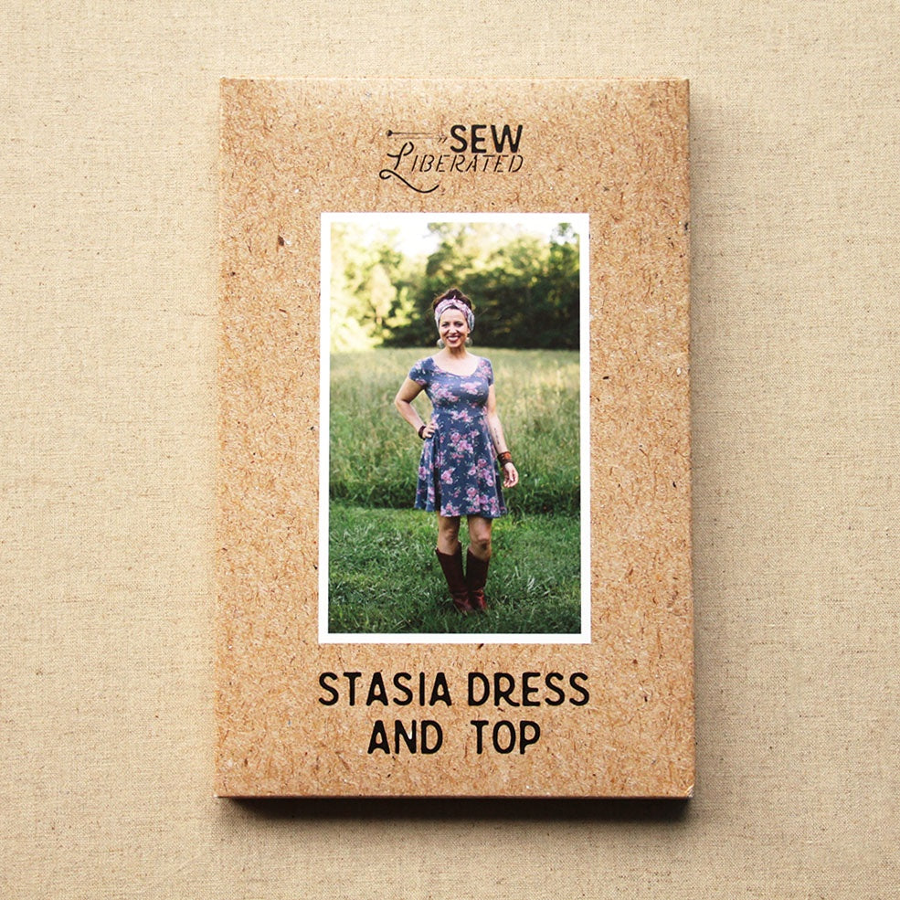 Sew Liberated - Stasia Dress and Top