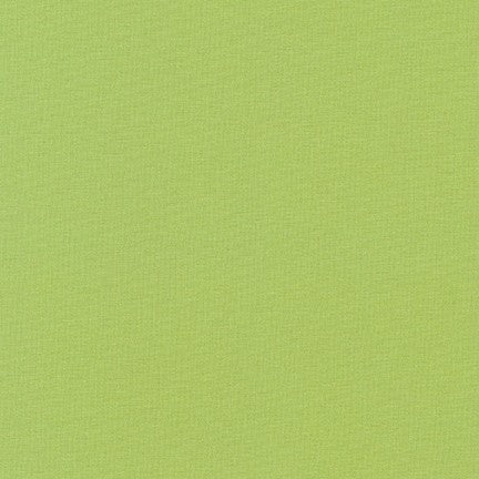 1/2m - Kona Cotton Solids - Cabbage