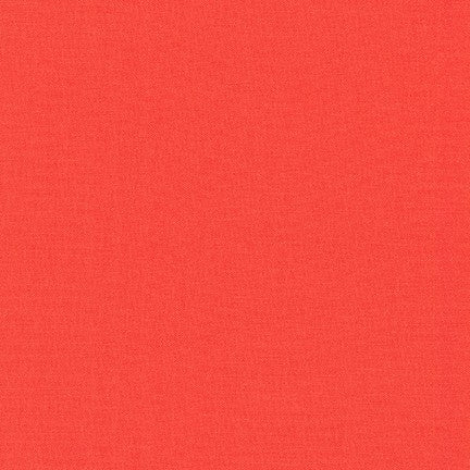 1/2m - Kona Cotton Solids - Coral