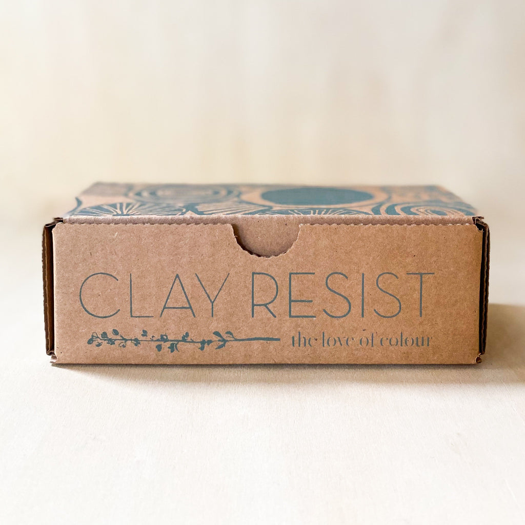 Clay Resist Dye Kit