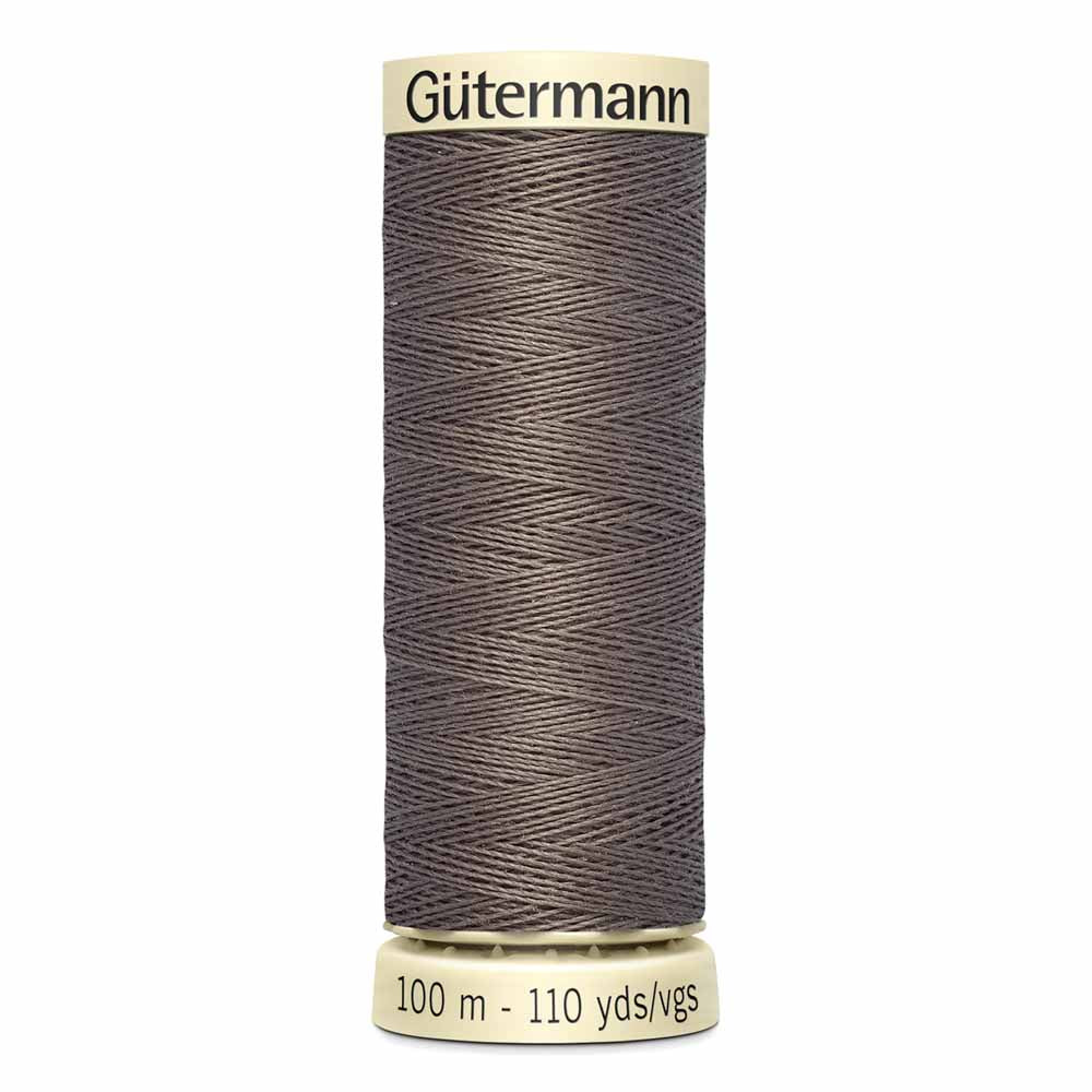 Gütermann Sew-All Thread - 100m - #586 Dark Taupe2